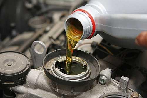 Cambio de líquidos del vehículo